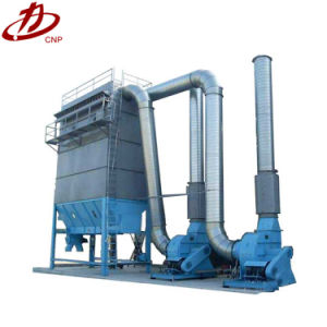 Stahlkarosserien-Staub-Sammler-Maschine für Schweißens-Dampf