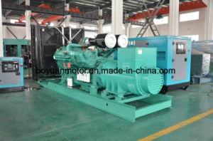 910kVA Cummins Dieselgenerator-Sets 50Hz/1500rpm