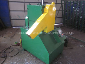 Máquina de fibras de aço do Tipo Gancho