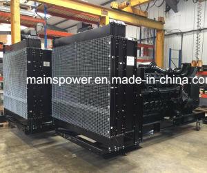 1100kVA 대기 등급 힘 영국 Perkin 디젤 엔진 발전기 MP1100e 발전기