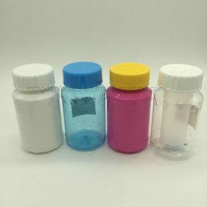 Fiable MD-673 Los productos de plástico Pet 150cc botella de plástico PET con precios de fábrica