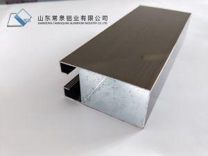 Molti generi di profili di alluminio di trattamento di superficie per Windows ed i portelli