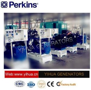 24kw /30kVA 50Hz gerador diesel silenciosa com motor Perkins 1103A-33G feitas no Reino Unido