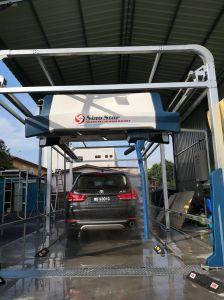 Macchina di lavaggio dei sistemi dell'automobile automatica con qualità certa S9