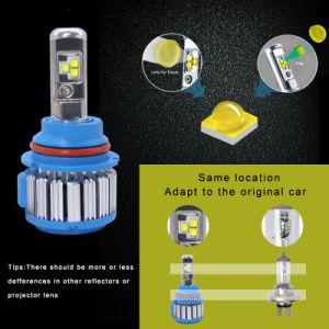 S2最もよいLEDの自動電球とのLightech C6 9004