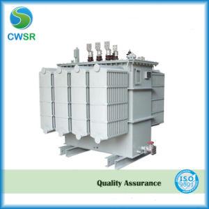 10kv 110kVA Trifásico Oil-Immersed Transformadores de Potência