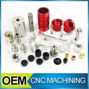 Alta precisión y hardware OEM de mecanizado CNC de piezas de plástico