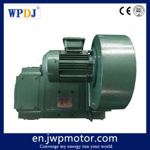 5.5Kw 7.5HP 440V 1480~1800Escova de rpm do motor eléctrico de corrente contínua