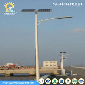 道のための太陽電池パネルが付いているポーランド人熱い電流を通された3m-12m LEDライト