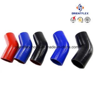 Soft reforçado resistir de combustível de borracha de silicone automóvel flexível de fluoroscopia