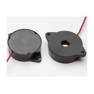 44мм 95дб 12V Электронный звуковой сигнал тревоги производство магнитных звуковой сигнал звукового сигнализатора с пьезоэлектрическими форсунками магнитного датчика (FBELE)