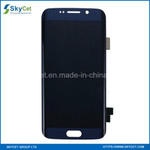 Samsung S6の端LCDのタッチ画面のための携帯電話LCDスクリーン