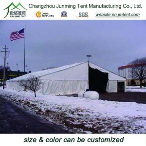 2018 جديدة تصميم مستودع خيمة لأنّ تخزين جيش حادث