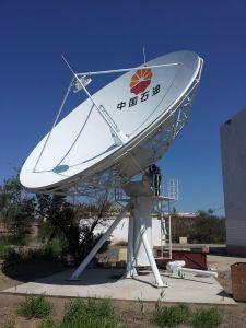 9.0M C, Antena parabólica Rxtx Ku-Band