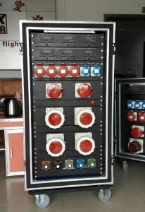 400A EU Powerlock에 의하여 입력되는 전기 위원회 상자