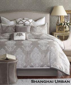 ブティックデザイン100%年の綿の羽毛布団カバー寝具セット