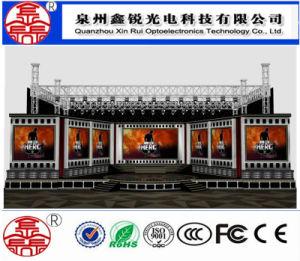 SMD P8高リゾリューションのデジタルLED表示フルカラースクリーンの屋外のビデオ広告