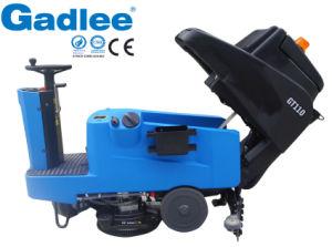 Gadlee Industriel et Commercial Eco Low-Noise Automatique Ce Ride-on Cleaning Machine Scrubber Dryer