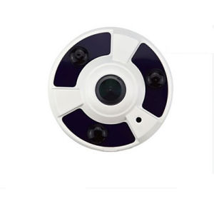 Android iPhone ojo de pez de vigilancia cámaras IP de vídeo en red