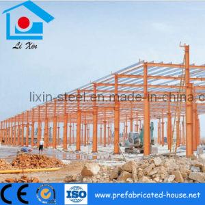 Estructura de acero de resistencia terremoto taller