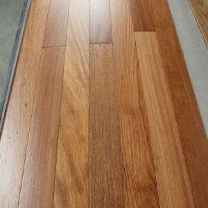 Cor Natural Doussie sólidos pisos de madeira