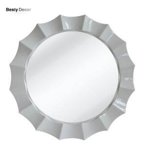 Cet hôtel compact châssis miroir de moulage de polystyrène