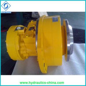 Ms18-2-121-F19-1410-0000 de Motor/Poclain van de zuiger Mej. Series Hydraulic Motor voor Wegwals