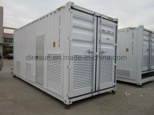 Ce Goedgekeurde Eerste Diesel van de Macht 100kw/125kVA Super Stille Generator In drie stadia