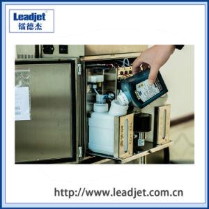 Máquina estable Industrial Código de inyección de tinta de impresión de la botella