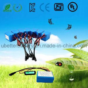 Manufactura 11,1V 3s2p 5600mAh Batería de iones de litio para E-Bike