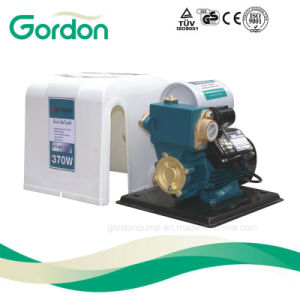 Teich-Selbstgrundieren-Zusatzabsaugung Wasser-Pumpe mit Druck-Fühler