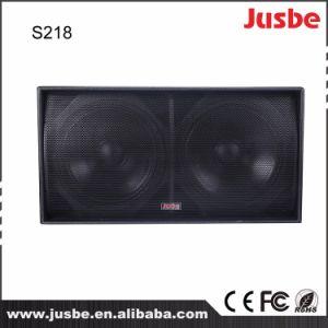 Le haut-parleur de cadre de subwoofer conjuguent  PRO système de son sonore de pouce 18
