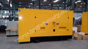パーキンズイギリスのエンジンCe/CIQ/Soncap/ISOを搭載する480kw/600kVA極度の無声ディーゼル発電機