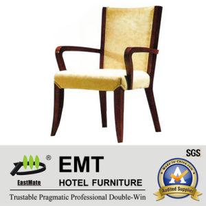 Chaise durable d'hôtel dinant la chaise (EMT-HC19)