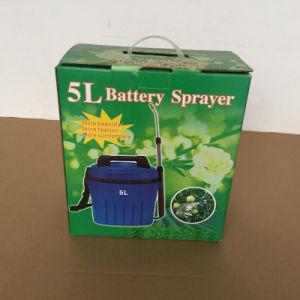 [5ل] كهربائيّة زراعيّة [بورتبل] حقيبة ظهر بطّاريّة مرشّ ([سإكس-مد5د])