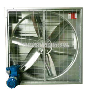 Ventilatore di scarico assiale di raffreddamento protetto contro le esplosioni ad alta velocità per la fabbrica