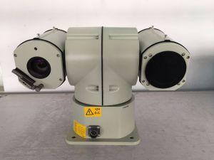 Flir 100mm Camera van kabeltelevisie PTZ van de Thermische Weergave van de Lens de Intelligente Infrarode