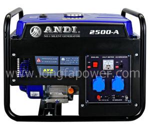 2.5kw/2.5kVA Loncin Type Gasoline Generator con CE