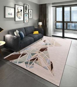 Abstract Indoor Salon moderne Rug Home Decor tapis imprimé