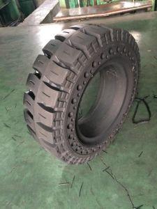 Comercio al por mayor la parte superior de la fábrica de neumáticos neumáticos sólidos de la carretilla elevadora en China