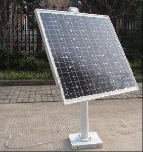 Mini sistema tenente la carreggiata solare/sistema tenente la carreggiata di Sun