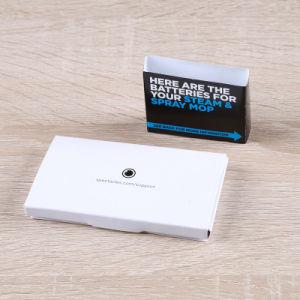 Impresión en color completo paquete de cartón para USB/Impresión de tarjetas de papel de embalaje a granel / Funda de papel