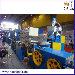 Linea di produzione dell'espulsione del fodero di cavo del PVC di Hooha