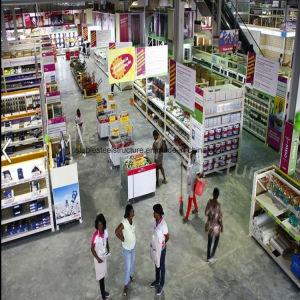 Estructura de acero Pre-Engineered edificio para el supermercado
