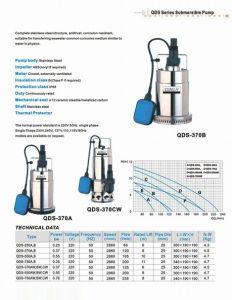 Pompa di Sumbersible (QDS-370B)