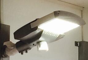 Luz de Calle de 65W LED con la UL Impermeable del Ce del Sensor de Movimiento