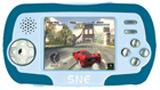 2,5 экран MP4-плеер с 3М камера и игры (S-МП4-2502)