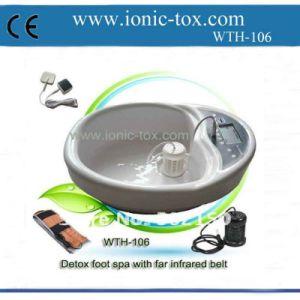 Detox spa para pies de la máquina (con-106)