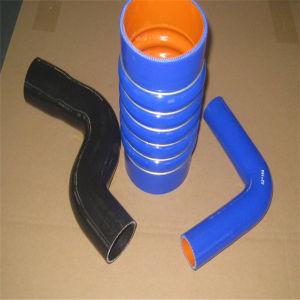 Öl-beständiger verbiegender Silikon-Gummi-Hochtemperaturschlauch für Automobil