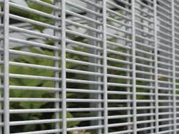 販売のためのパネルを囲うPVCによって塗られる溶接金属の倍の金網の安全